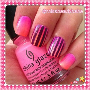 China Glaze Polishes
